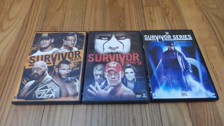 Dvd Wwe Survivor Series