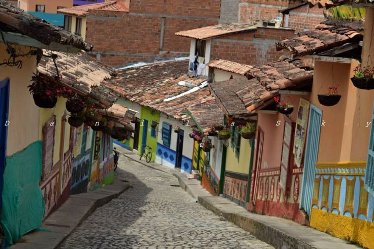 Guatape. Colombia.