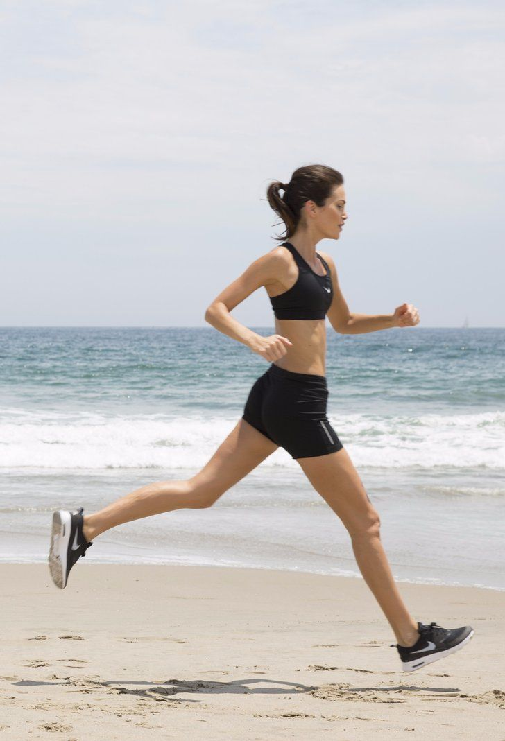 The 45-Minute Running Workout You Need to Finally Ditch Your Belly Fat
