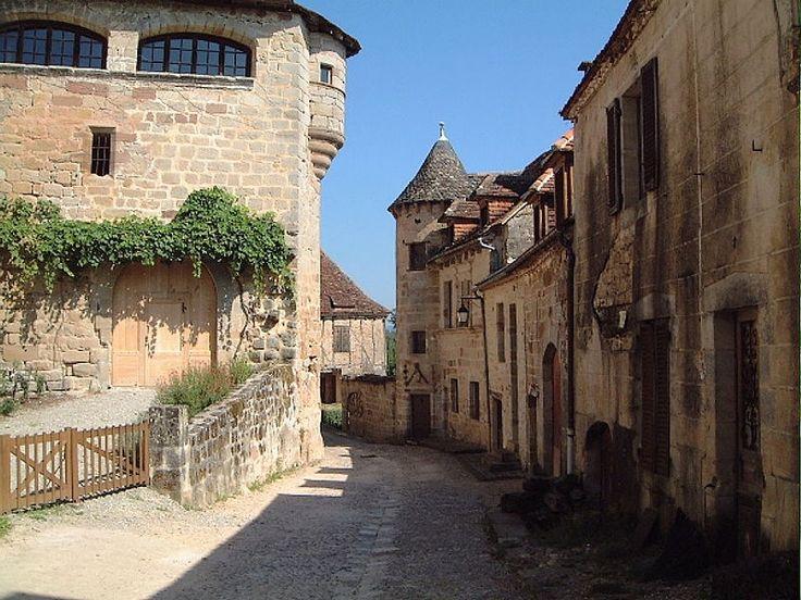 Curemonte. Corrèze. Limousin