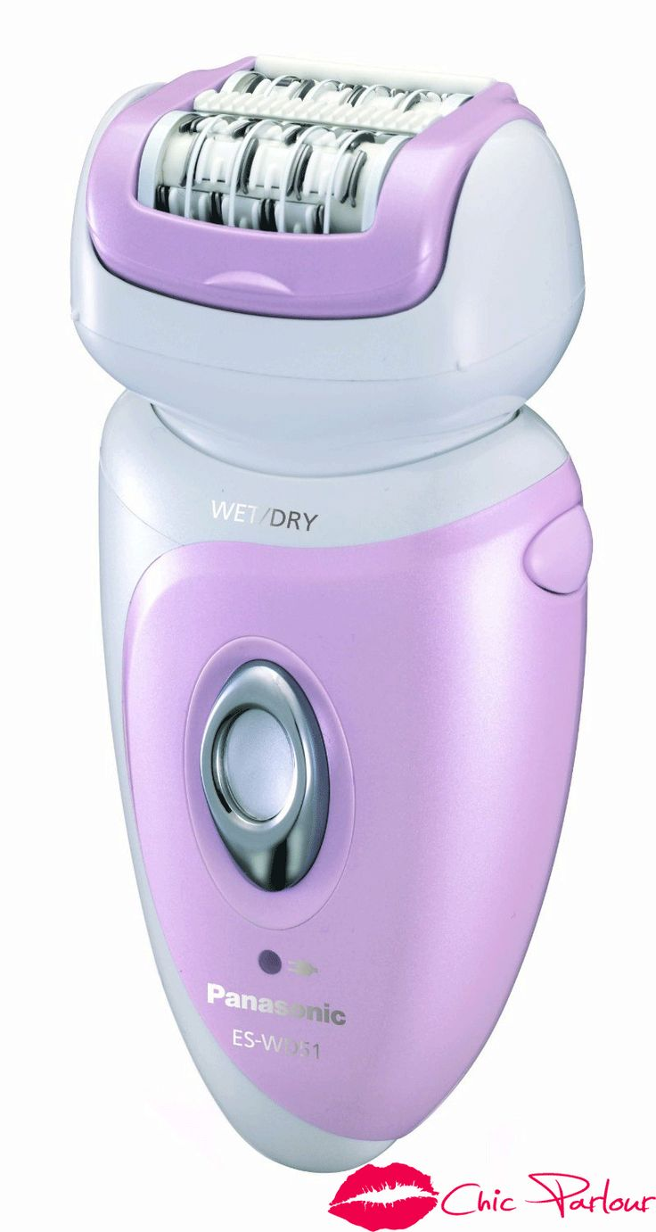 Panasonic Wet Dry Epilator Review | Resource for Best Epilator Reviews !! chicparlour.com #epilator #panasonicEpilator