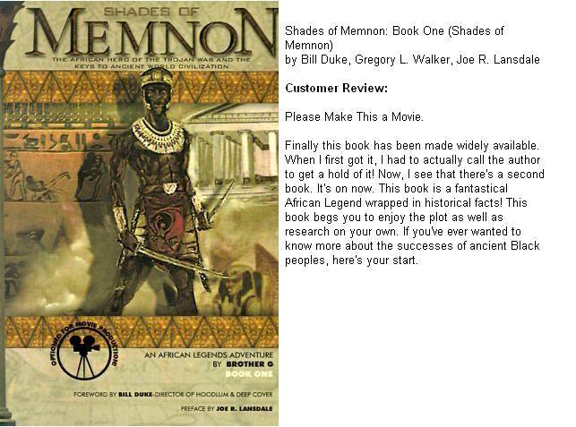 28 best books images on pinterest african americans black books memnon kushite king of the trojan war fandeluxe Images