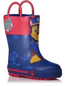 Kids Character Wellies Online: Paw Patrol Chase Wellies – Novelty-Characters
