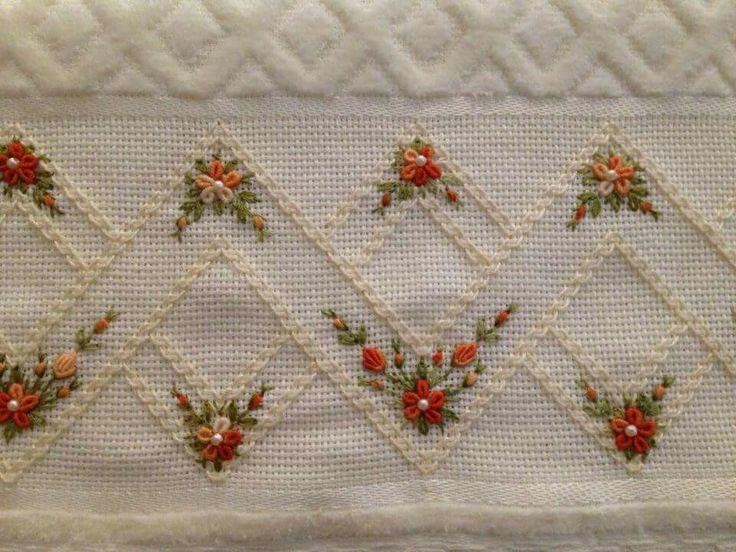 Sandra Burdette embroidery