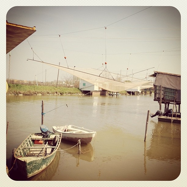 @Sara Baraccani Una barchetta per me... by Turismo Emilia Romagna, via Flickr