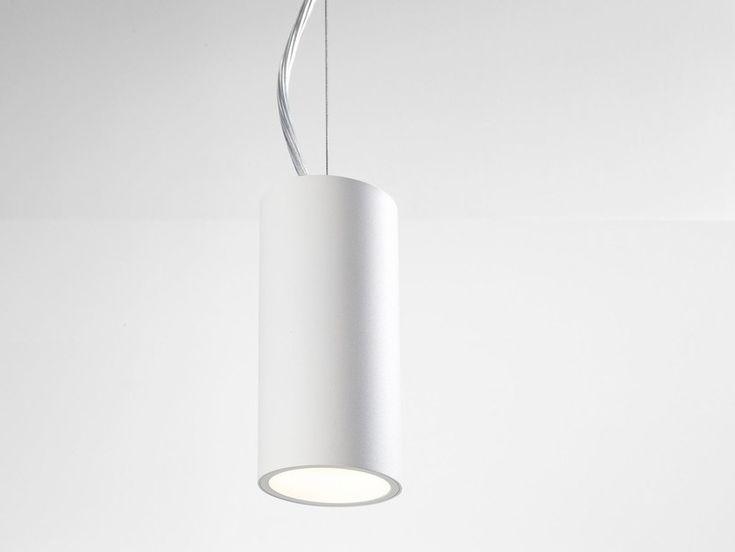 Direct light pendant lamp LOTIS TUBED   Pendant lamp by Modular Lighting Instruments