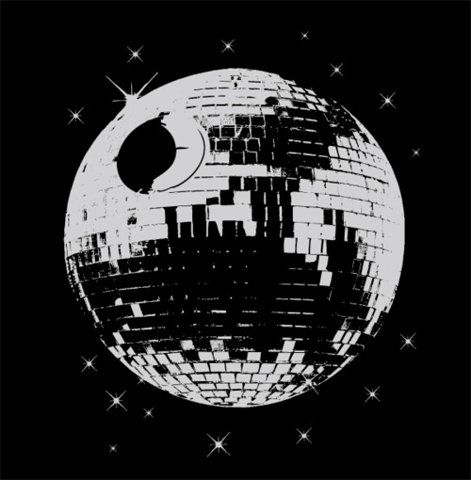 Disco death star
