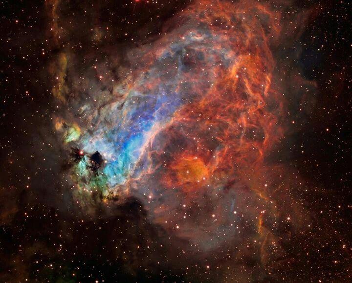 omega nebula nasa - photo #4