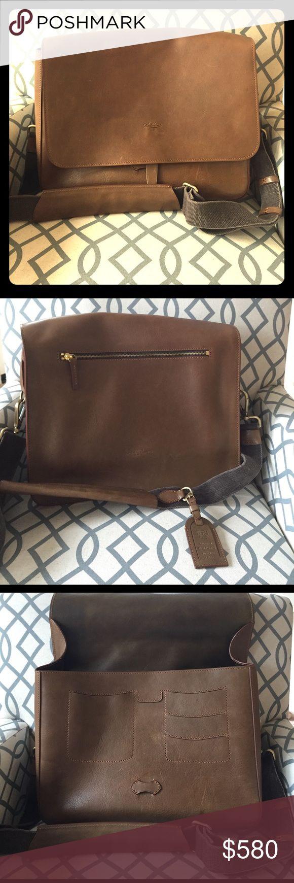 Boldrini Selleria Large Messenger Bag Brand new, never been used original Boldrini Selleria Large Messenger Bag. Boldrini Bags Messenger Bags