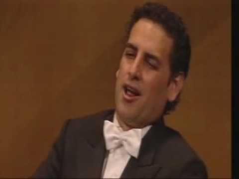 """Juan Diego Flórez """"Júrame"""" by Grever"""