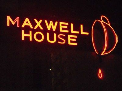 Take a drive down Bay Street in Downtown Jacksonville and your are going to want a fresh cup of coffee! Maxwell House, Jacksonville FL