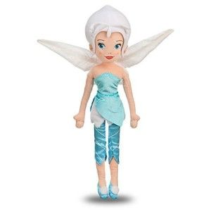 Periwinkle Plush She is made of Polyester Fibers and measures Aprox 21 Inches Tall. Perfect for Ages 3 and Up.