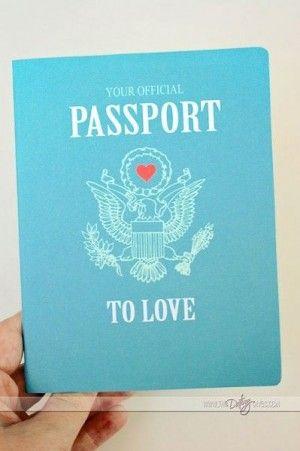 pasaporte amor