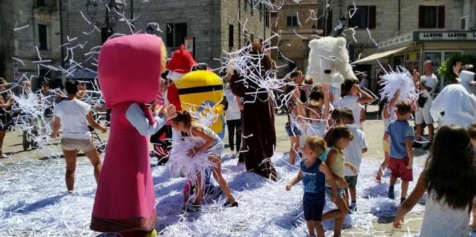 Tempio+Pausania,+Domenica+e+Lunedì+di+Festa+Patronale,+programma+religioso+e+civile.
