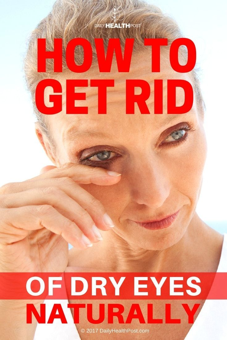 Talk to any eye doctor, and they will tell you that dry eyes are the most frequent complaint that they hear from their patients. The National Eye Institute state that this painful condition mostly occurs because your tears are not of the correct consistency and evaporate too quickly