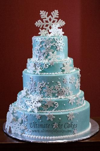 winter theme wedding cake 17 best images about sweet 16 on snowflakes 27551