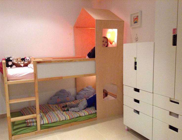 Ikea Kura Hack Bunk Bed Playhouse Ikea Kura Ikea Kura