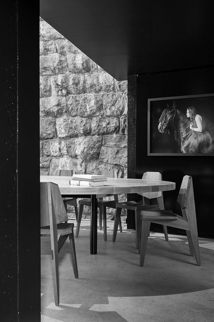 INCH furniture Showroom Westflügel, Zurich, Switzerland