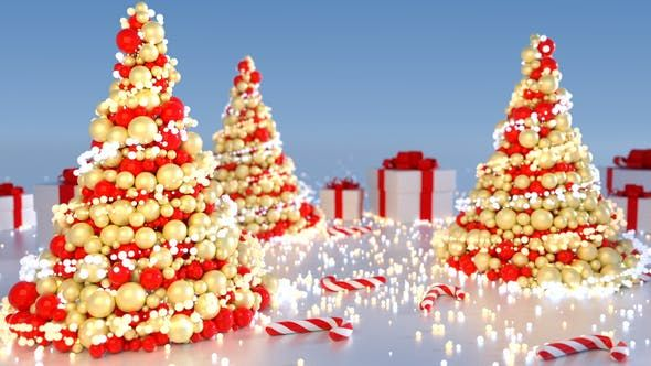 Download Abstract Christmas Tree 5 Versions Free Videohive Christmas Tree Christmas Tree
