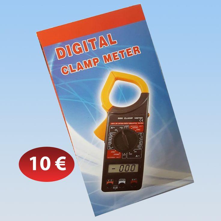 ΠΡΟΣΦΟΡΑ ΗΛΕΚΤΡΟΛΟΓΙΚΩΝ ΕΙΔΩΝ στο GIGAMANIA ψηφιακός μετρητής ρεύματος Ηλεκτρολογικά είδη σε μοναδικές τιμές... Δείτε εδώ... https://gigamania.gr/4621-ηλεκτρολογικα