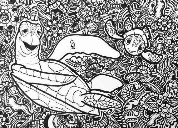 Tangled. Art Nouveau. Free Coloring Page | Fairy coloring pages ... | 409x570