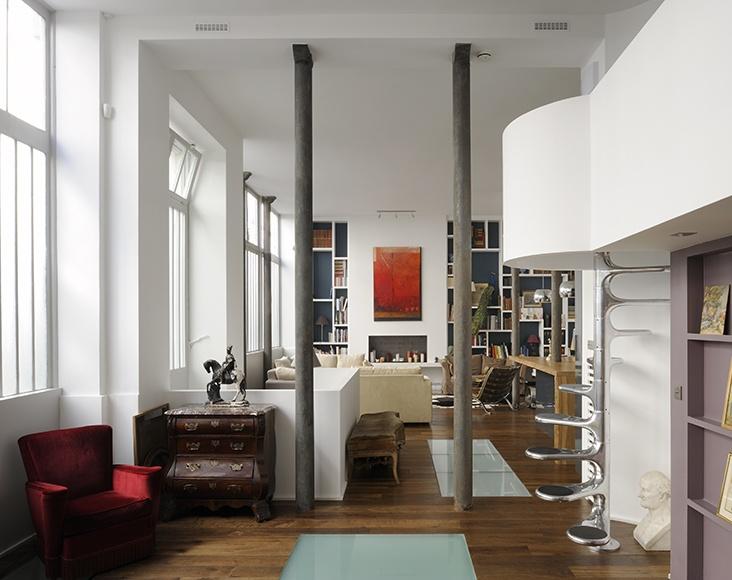 1000 images about notre s lection de biens vendre on pinterest internet - Ateliers lofts associes paris ...