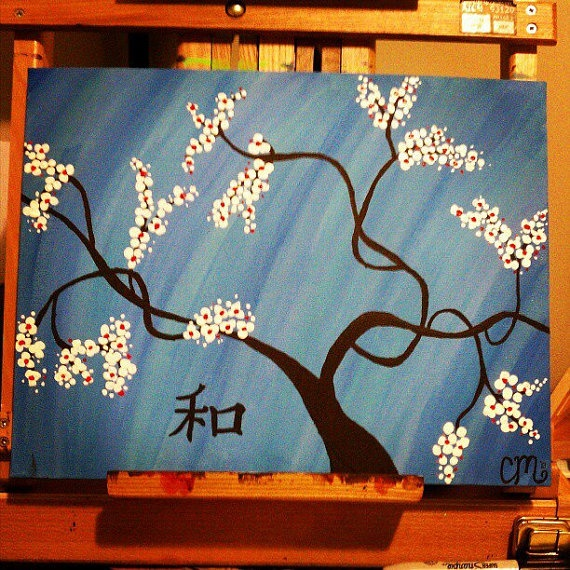 Canvas Painting!