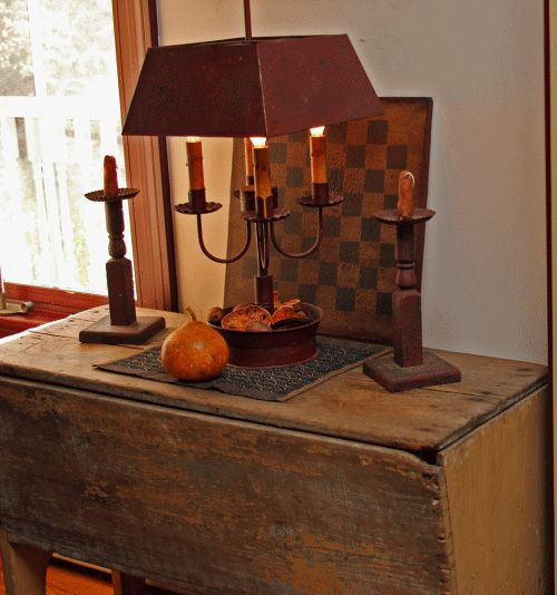 Best 25+ Primitive Lamps Ideas On Pinterest