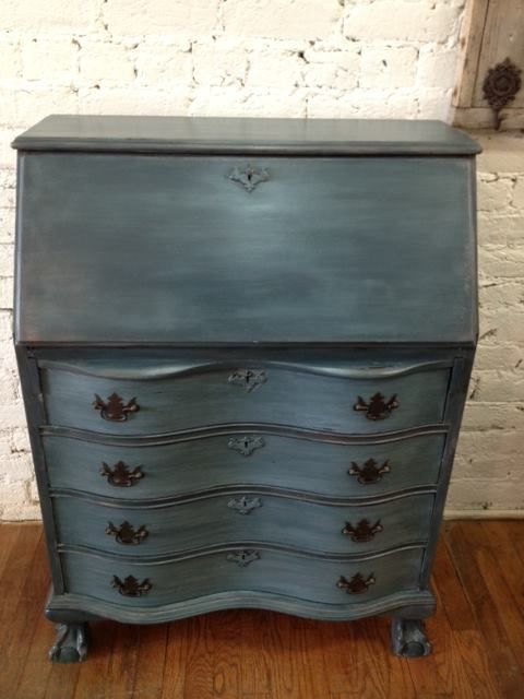Smoke Wood Furniture ~ Best paint it stain stencil make yours