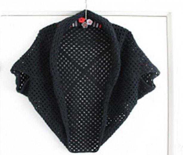 mooie vest om te haken met uitleg op veranadine.blogspot nl/2013/04/klaar.html