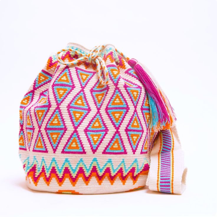 Hermosa Wayuu Bag | Limited Edition - Wayuu Tribe