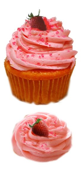 Strawberry Daiquiri Ingredients | StrawberryDaiquiri Cupcake Glaze