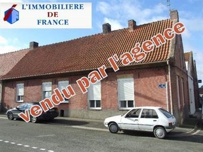 Maison de village Rubrouck (59285) - Maison de village (160m²) 133000€