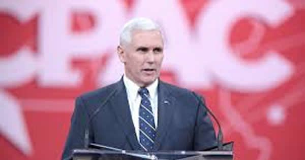 "Republican running mate Mike Pence, the Indiana governor and former House leader, is the ""most conservative"" vice presidential nominee of the last 50 years, according to the American Co…"