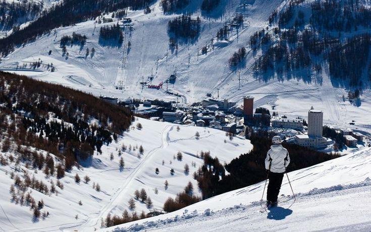Sestrière, Via Lattea, Piemonte