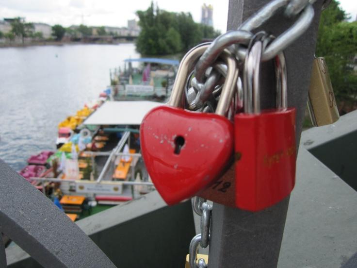 Lock your love
