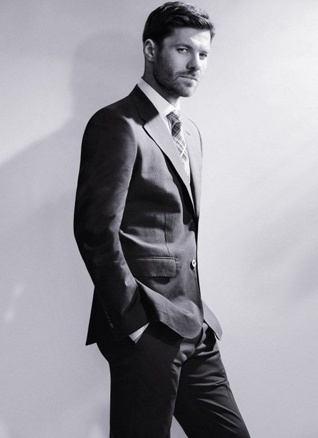 Xabi Alonso - Midfielder - Spain | Community Post: The Definitive List Of Hot Soccer Players In The 2014 World Cup