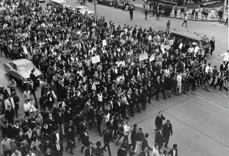 1968, México