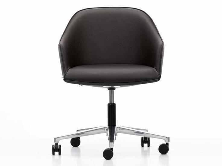 Vitra Softshell Office Chair by Ronan & Erwan Bouroullec - Chaplins
