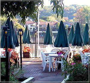 The Landing Restaurant New Hope PA Riverside And Fireside
