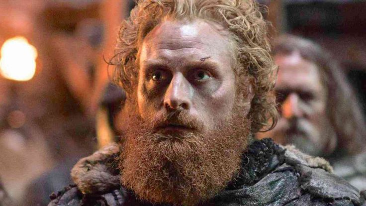 Game of Thrones' Tormund Actor Joins Justice League  One of the many things I learned on the set of Justice League last Friday was that Game of Thrones' Kristofer Hivju has joined the cast of the DC movie in a small role.  The red-haired Norwegian actor -- best known as wildling warrior (and Brienne of Tarth's not-so-secret admirer) Tormund Giantsbane -- appeared in concept art on the wall of the production office as a character labeled an ancient Atlantean king  Some SPOILERS for the…