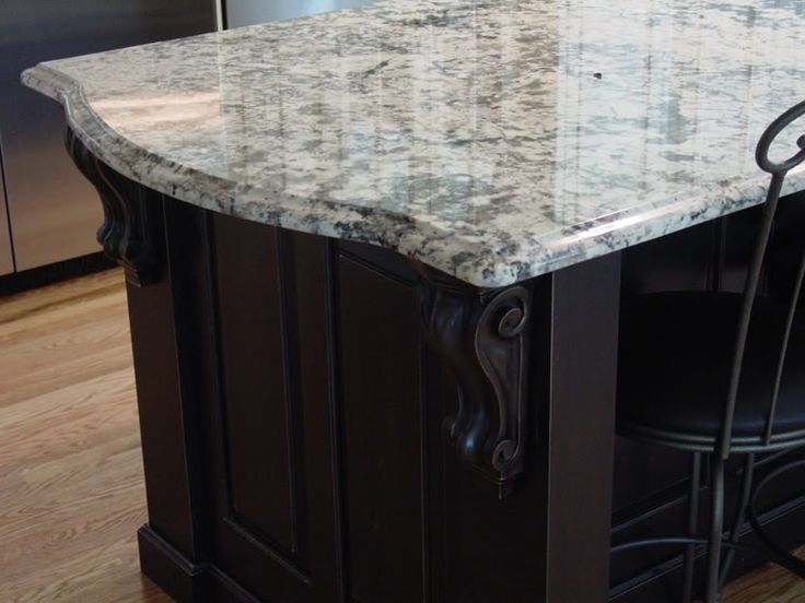 White Alaska Granite Kitchen Pinterest Cabinets