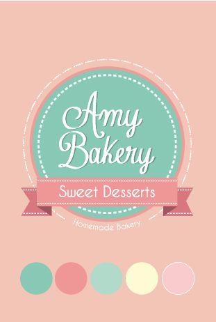 1000 images about dessert logo amp packaging on pinterest
