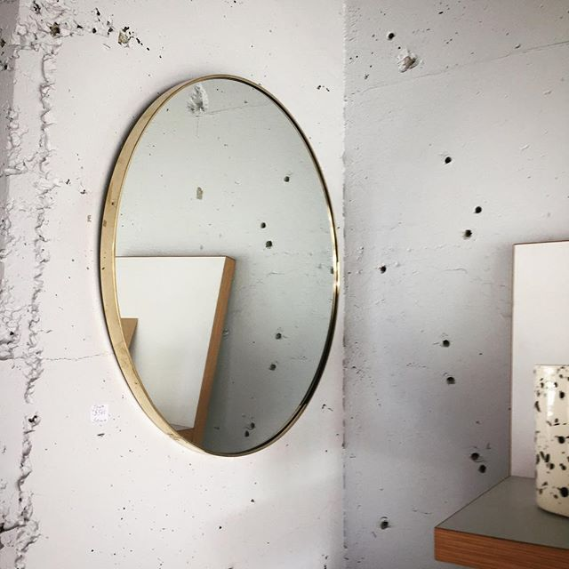 If Your After A Round Mirror Joska Sons Are Your People Www Pippy Co Nz Round Mirror Bathroom Mirror Round Mirrors