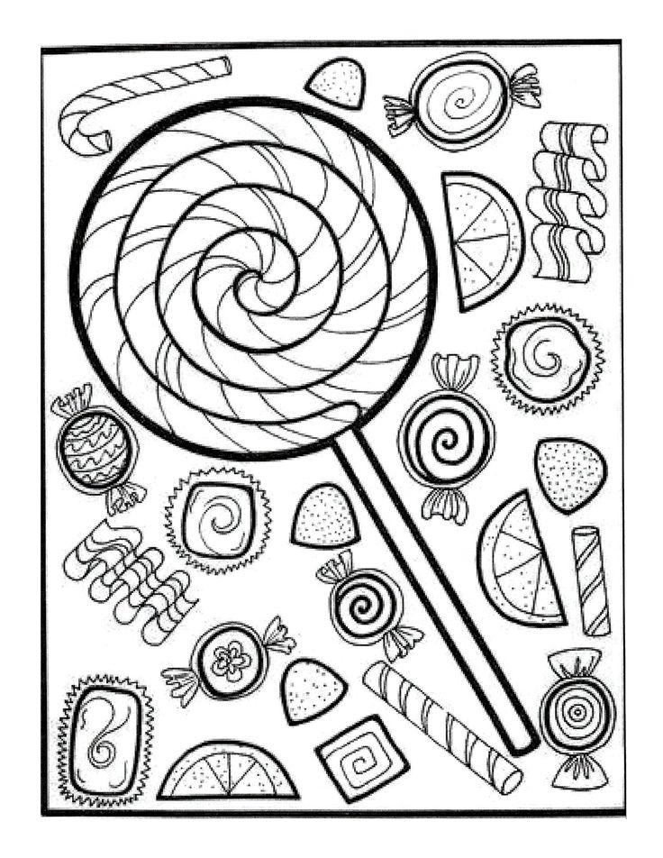 40 Best Let S Doodle Coloring Pages Images On Pinterest