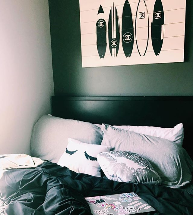 Black and white done right! Shop dormify.com to get the look