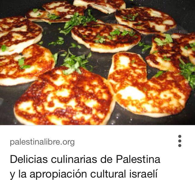 Comida de palestina