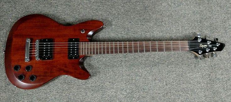 Fender Squire M-80 Electric Guitar