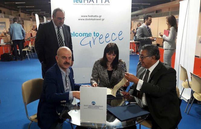 FedHATTA: Η Αίγυπτος στη συμμαχία φορέων για την τουριστική ανάπτυξη στην Α. Μεσόγειο