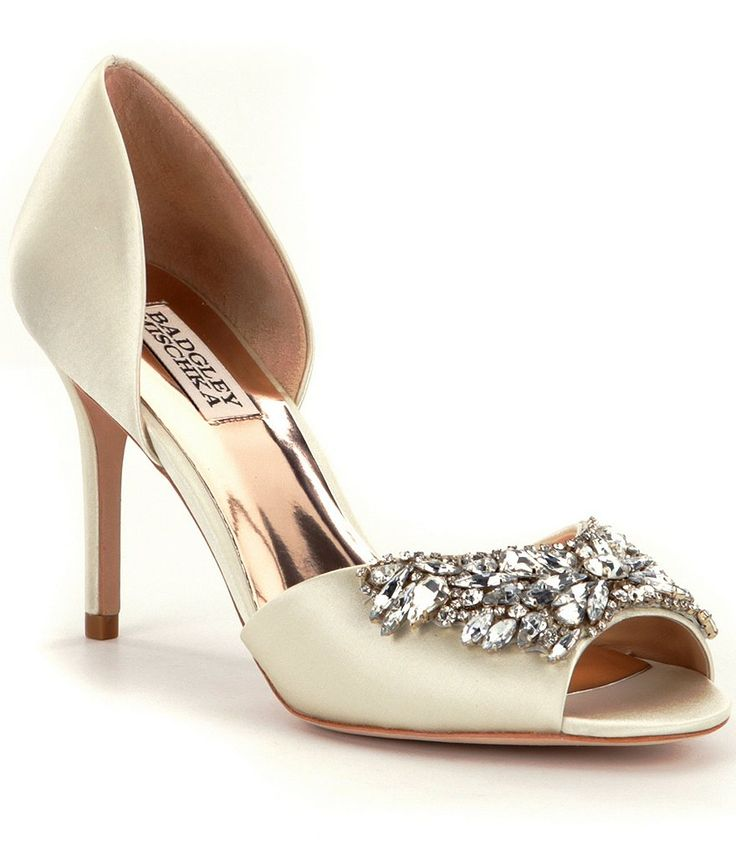 Badgley Mischka Candance d´Orsay Pumps mother of the bride as well as mother of the groom shoes